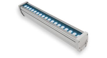 Projetor linear LED