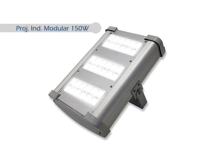Luminária modular LED
