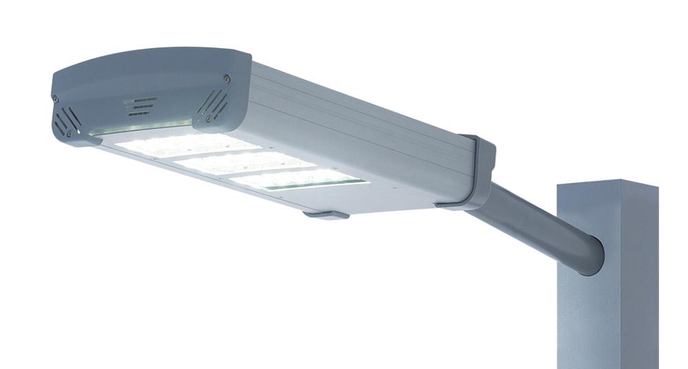 Luminária pública modular LED