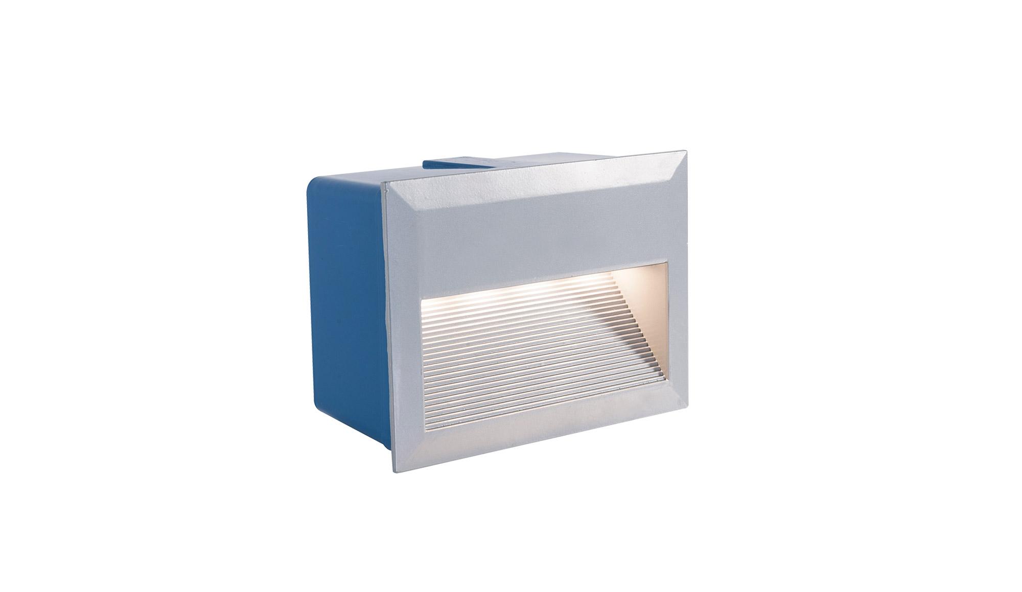 Arandela balizadora LED grande