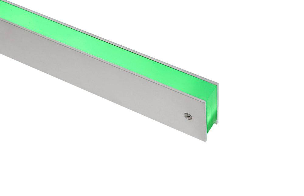 Beam Line | Perfil embutido de solo LED