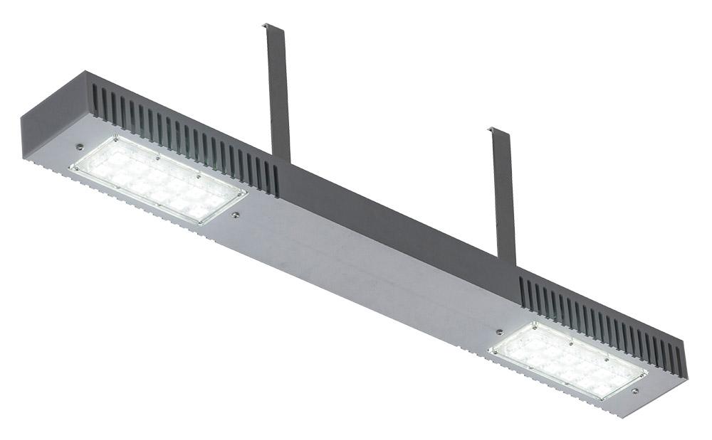 Luminária tubular LED