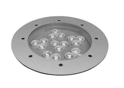 Embutido de solo LED 50Watts