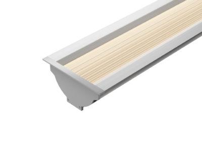Perfil Embutido refletor LED