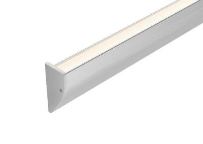 Perfil Rodapé LED