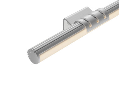 Luminária luz de leitura LED