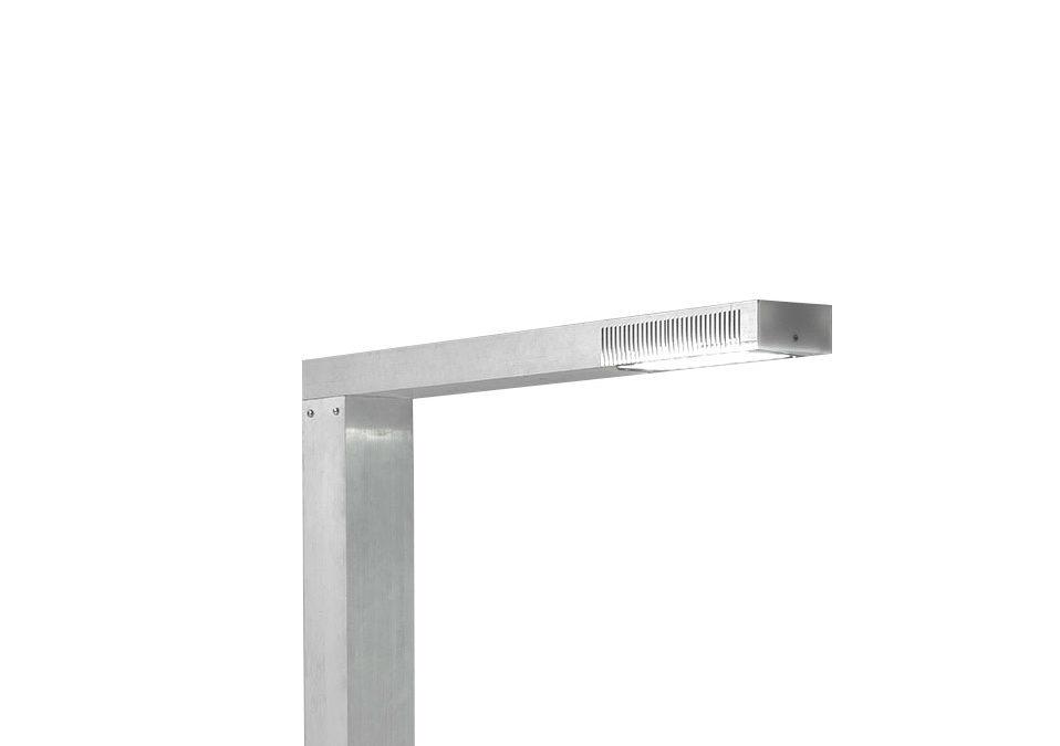 Poste LED 50Watts | Lighting Square