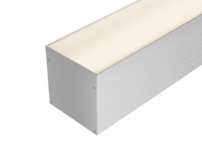 Super Perfil LED 90mm