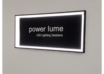 Luminária Quadro LED