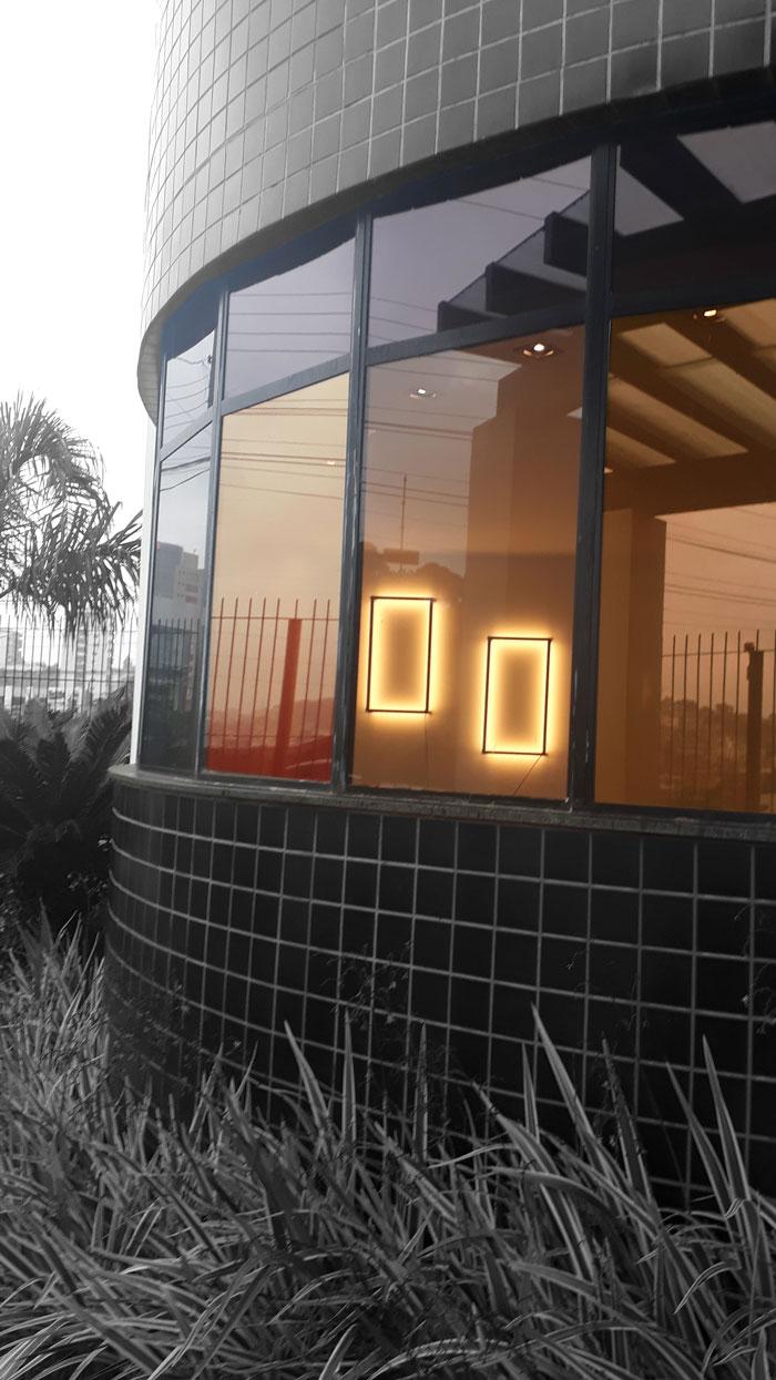 Arandela LED - Luz indireta - Power Lume