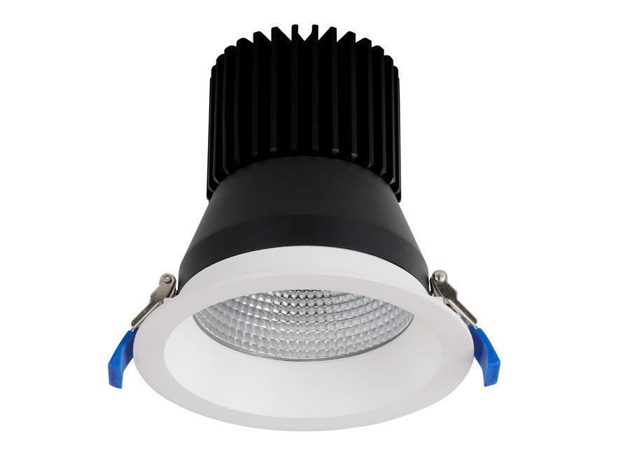 Luminária de Embutir Downlight LED 38W