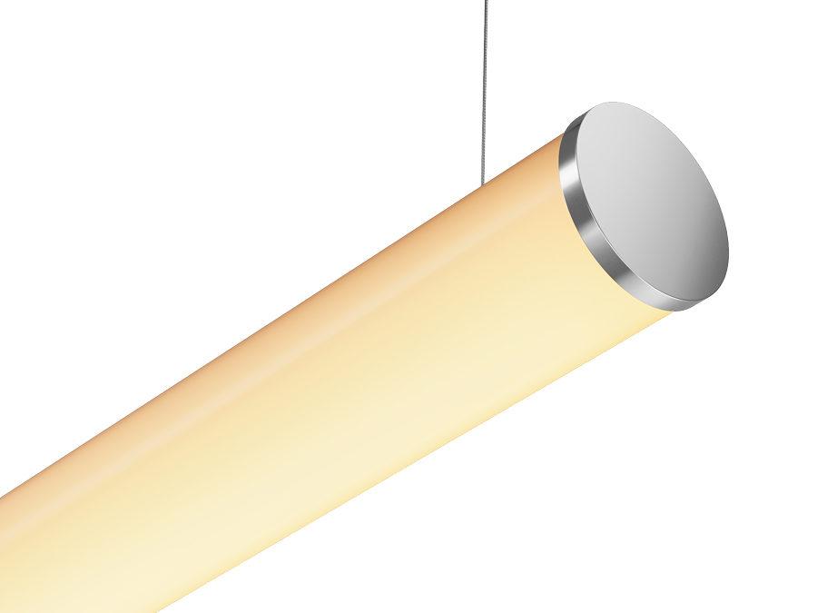 Perfil Tubular LED 60mm